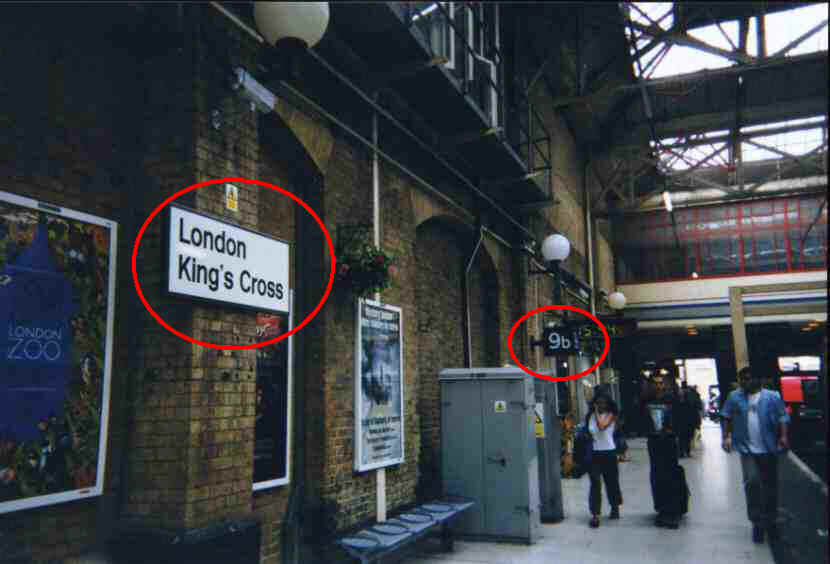 - Gare king cross londres ...